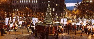 christmas markets namesti miru