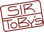 Sir Tobys Hostel Prague Brown Logo