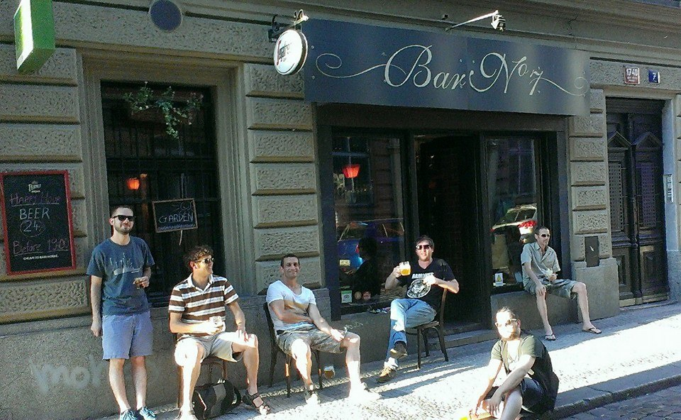 Bar No 7 Prague