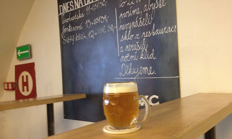 vinohradský pivovar prague beer 800x480