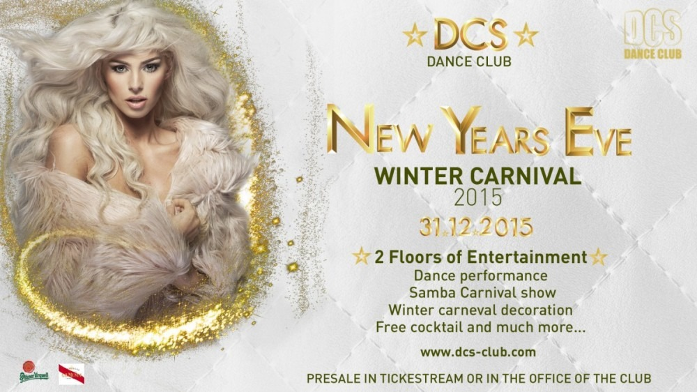 New Year Eve Party at DCS Club