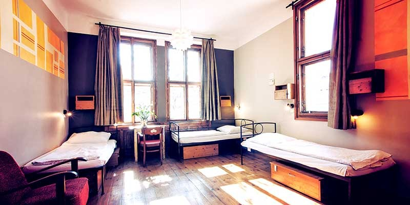 sir tobys hostel prague shared rooms