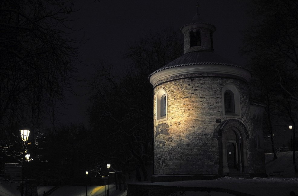 Vyšehrad Fort. Photo by Richard Hodonicky