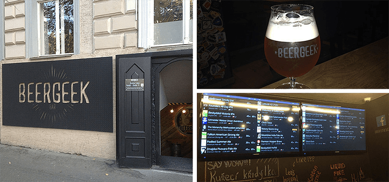 beer geek pub prague