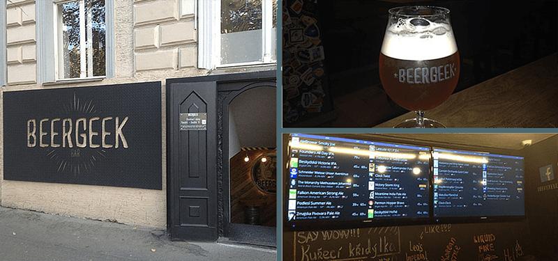 beer geek pub prague