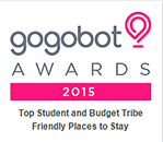 sir tobys hostel gogobot award