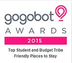 sir tobys hostel gogobot award