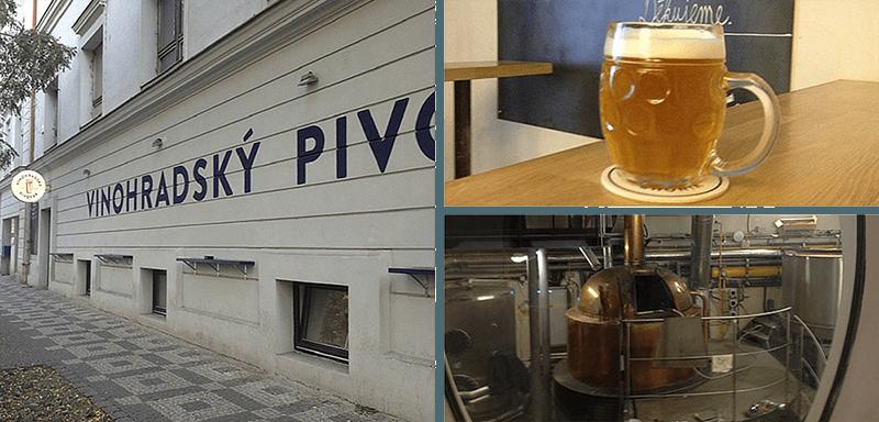 vinohradsky pivovar prague