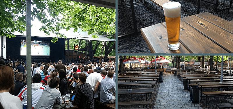 Best sports bars in prague sir toby 39 s for Bar food zizkov