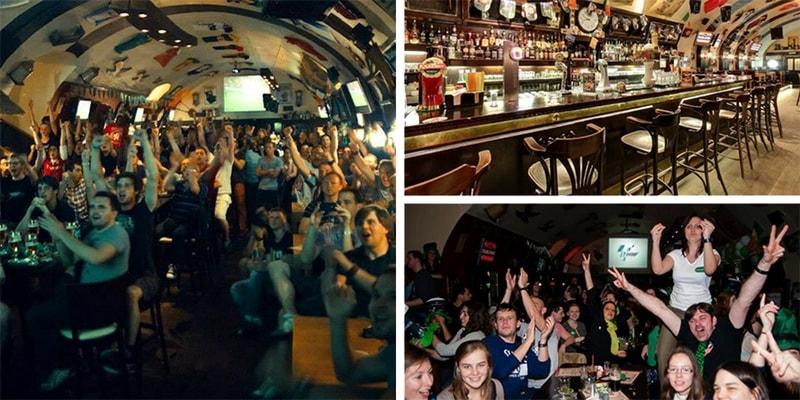 the dubliner irish bar prague