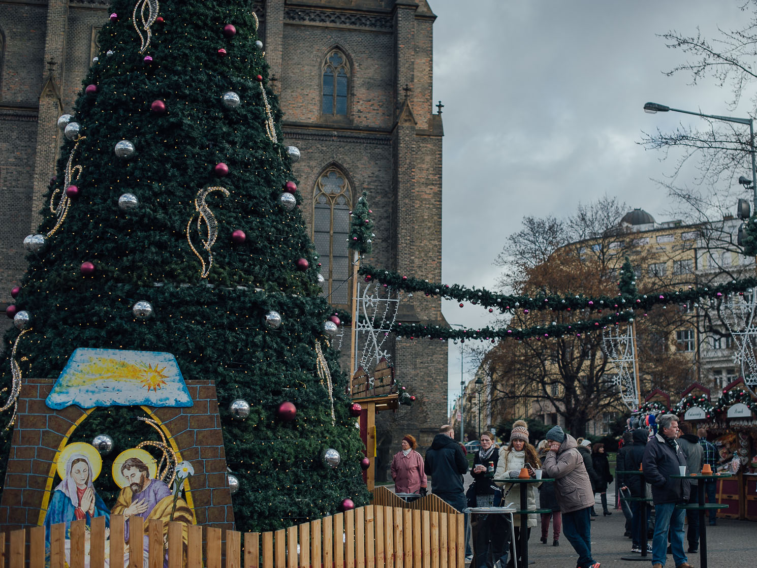 Christmas In Prague Book.How To Eat Your Way Through Prague S Christmas Markets Sir