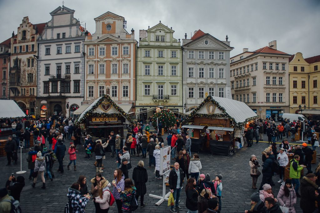 How to Eat Your Way Through Prague's Christmas Markets