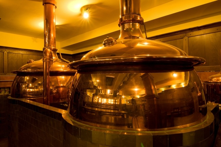 Picture: Jihomestsky pivovar