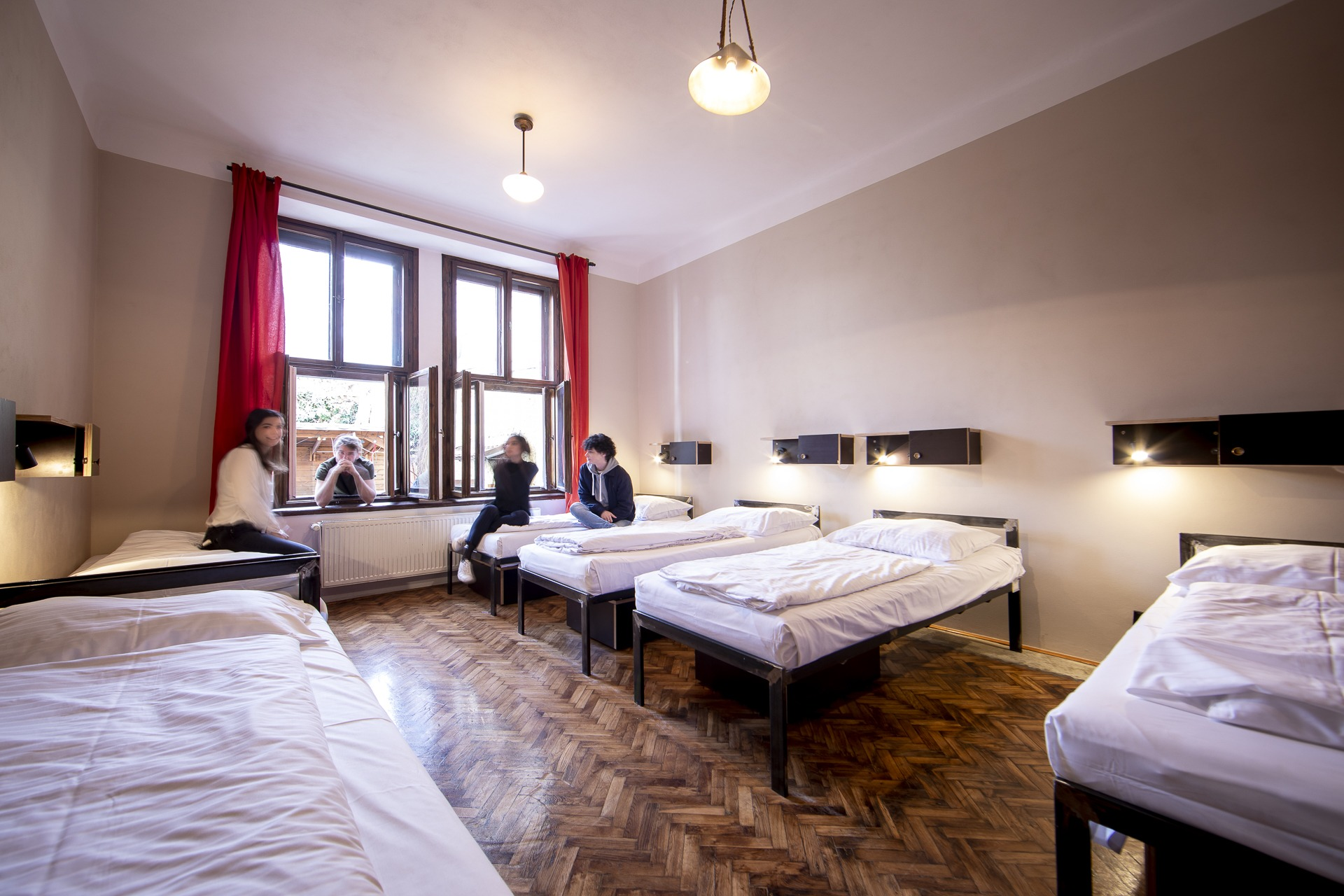Sir Toby's hostel Prague