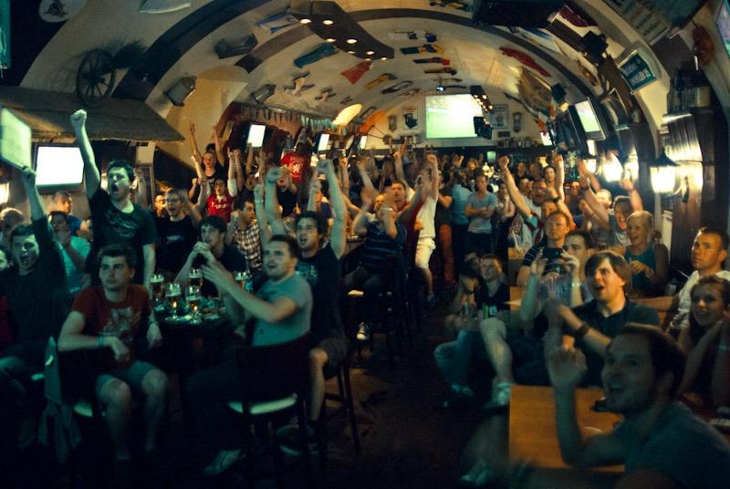 the dubliner bar prague