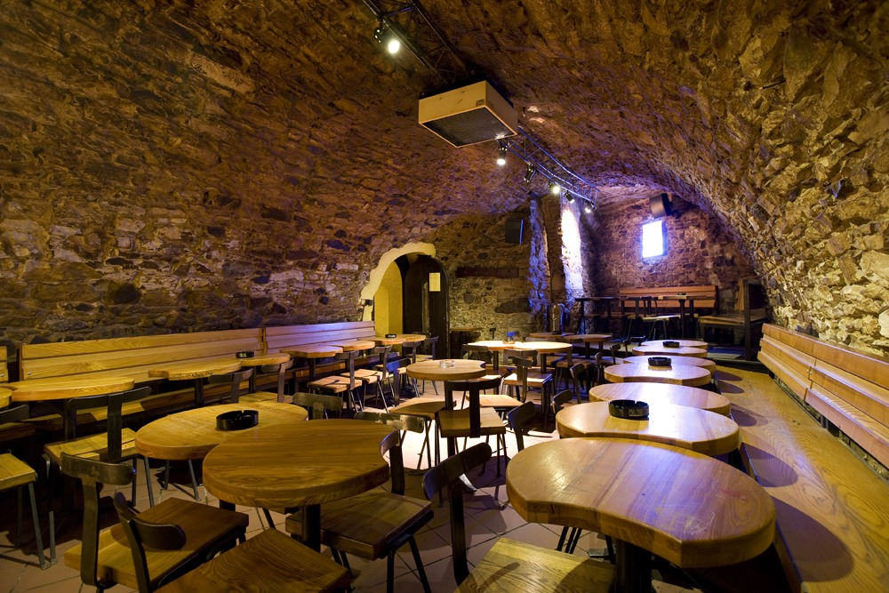 Best Backpacker's Bars in Prague