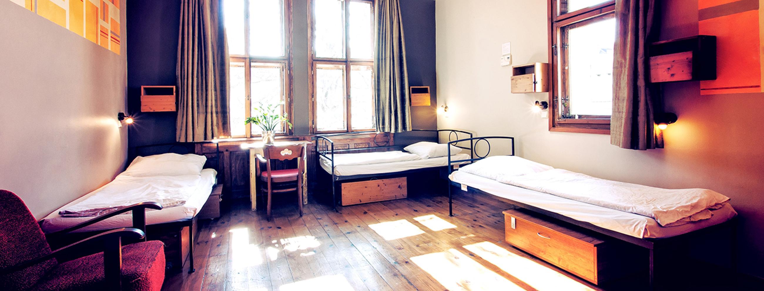 Sir Toby S Hostel Prague Private Room