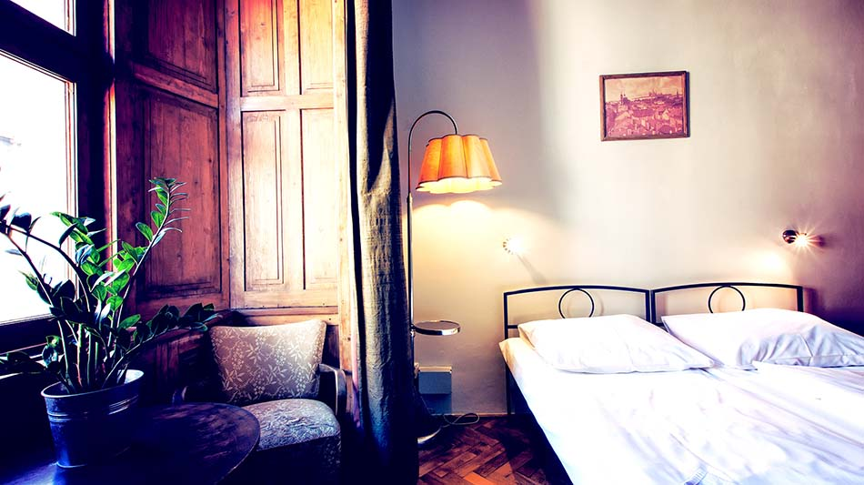 sir tobys hostel prague private room