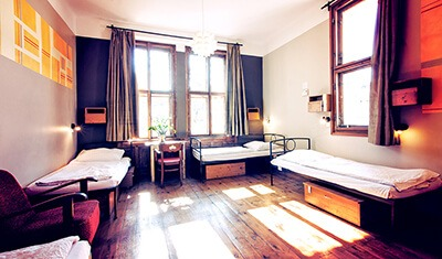 sir tobys hostel prague 5 to 6 bed dorm ensuite